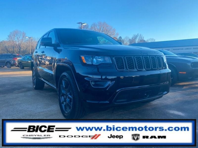 Jeep Grand Cherokee Lease Deals In Alabama Bice Motors